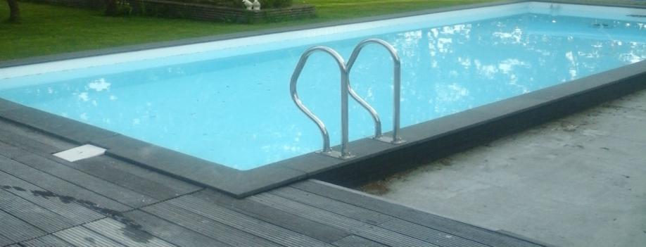 Inbouw zwembaden heerlijk thuis genieten for Ingebouwd zwembad zelf maken