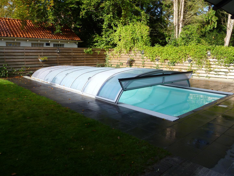 Inbouw zwembad van zsw thuisrecreatie heerlijk thuis genieten - Klein zwembad in de kleine tuin ...