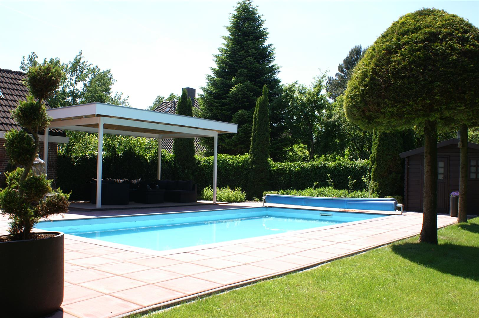 inbouw zwembaden heerlijk thuis genieten