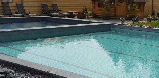 Inbouw zwembad in de tuin kom naar zsw thuisrecreatie for Zwembad inbouw